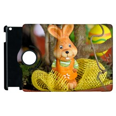 Easter Hare Easter Bunny Apple iPad 3/4 Flip 360 Case