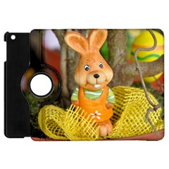 Easter Hare Easter Bunny Apple iPad Mini Flip 360 Case