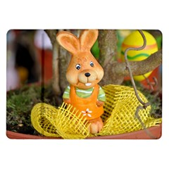 Easter Hare Easter Bunny Samsung Galaxy Tab 10.1  P7500 Flip Case