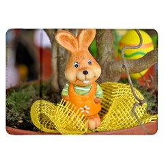 Easter Hare Easter Bunny Samsung Galaxy Tab 8.9  P7300 Flip Case