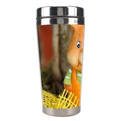 Easter Hare Easter Bunny Stainless Steel Travel Tumblers