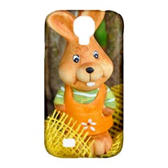 Easter Hare Easter Bunny Samsung Galaxy S4 Classic Hardshell Case (PC+Silicone)