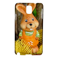 Easter Hare Easter Bunny Samsung Galaxy Note 3 N9005 Hardshell Case