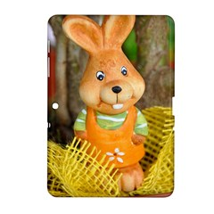 Easter Hare Easter Bunny Samsung Galaxy Tab 2 (10.1 ) P5100 Hardshell Case