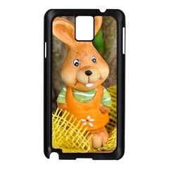 Easter Hare Easter Bunny Samsung Galaxy Note 3 N9005 Case (black)