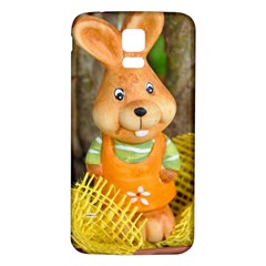 Easter Hare Easter Bunny Samsung Galaxy S5 Back Case (white)