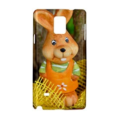 Easter Hare Easter Bunny Samsung Galaxy Note 4 Hardshell Case