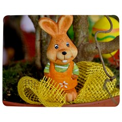 Easter Hare Easter Bunny Jigsaw Puzzle Photo Stand (Rectangular)