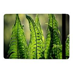 Fern Ferns Green Nature Foliage Samsung Galaxy Tab Pro 10.1  Flip Case