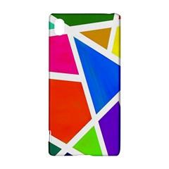 Geometric Blocks Sony Xperia Z3+