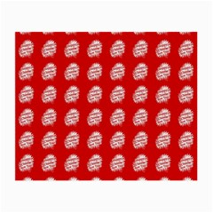 Happy Chinese New Year Pattern Small Glasses Cloth