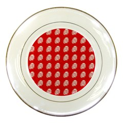 Happy Chinese New Year Pattern Porcelain Plates