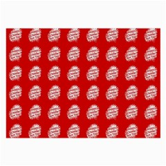 Happy Chinese New Year Pattern Large Glasses Cloth (2-Side)