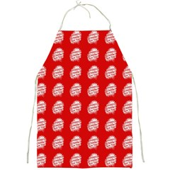 Happy Chinese New Year Pattern Full Print Aprons