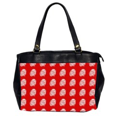Happy Chinese New Year Pattern Office Handbags (2 Sides)