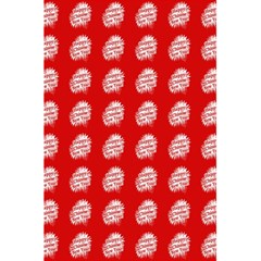Happy Chinese New Year Pattern 5.5  x 8.5  Notebooks