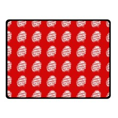 Happy Chinese New Year Pattern Fleece Blanket (Small)