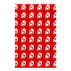Happy Chinese New Year Pattern Shower Curtain 48  x 72  (Small)