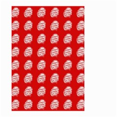 Happy Chinese New Year Pattern Small Garden Flag (Two Sides)