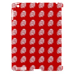 Happy Chinese New Year Pattern Apple iPad 3/4 Hardshell Case (Compatible with Smart Cover)