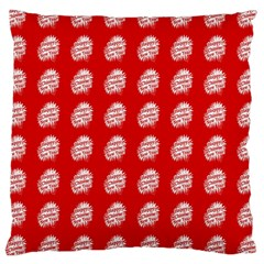 Happy Chinese New Year Pattern Large Cushion Case (One Side)
