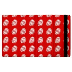 Happy Chinese New Year Pattern Apple iPad 3/4 Flip Case