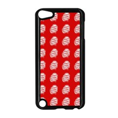 Happy Chinese New Year Pattern Apple iPod Touch 5 Case (Black)