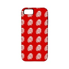 Happy Chinese New Year Pattern Apple iPhone 5 Classic Hardshell Case (PC+Silicone)