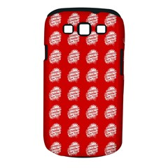 Happy Chinese New Year Pattern Samsung Galaxy S III Classic Hardshell Case (PC+Silicone)