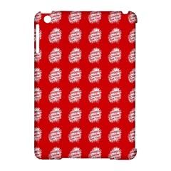 Happy Chinese New Year Pattern Apple iPad Mini Hardshell Case (Compatible with Smart Cover)