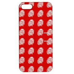 Happy Chinese New Year Pattern Apple iPhone 5 Hardshell Case with Stand