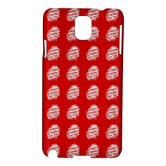 Happy Chinese New Year Pattern Samsung Galaxy Note 3 N9005 Hardshell Case