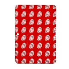 Happy Chinese New Year Pattern Samsung Galaxy Tab 2 (10.1 ) P5100 Hardshell Case