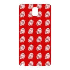 Happy Chinese New Year Pattern Samsung Galaxy Note 3 N9005 Hardshell Back Case
