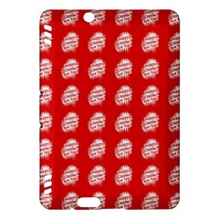 Happy Chinese New Year Pattern Kindle Fire HDX Hardshell Case