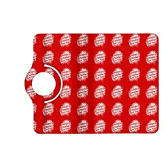 Happy Chinese New Year Pattern Kindle Fire HD (2013) Flip 360 Case