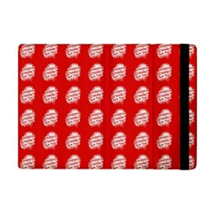 Happy Chinese New Year Pattern iPad Mini 2 Flip Cases