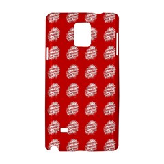 Happy Chinese New Year Pattern Samsung Galaxy Note 4 Hardshell Case