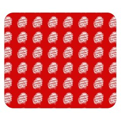 Happy Chinese New Year Pattern Double Sided Flano Blanket (Small)