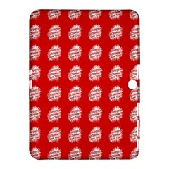 Happy Chinese New Year Pattern Samsung Galaxy Tab 4 (10.1 ) Hardshell Case