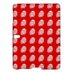 Happy Chinese New Year Pattern Samsung Galaxy Tab S (10.5 ) Hardshell Case