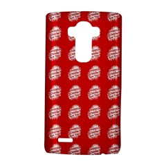 Happy Chinese New Year Pattern LG G4 Hardshell Case