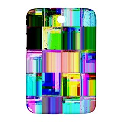 Glitch Art Abstract Samsung Galaxy Note 8.0 N5100 Hardshell Case