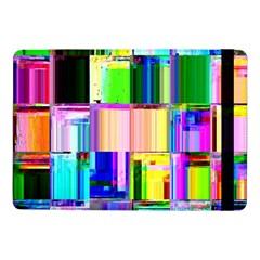 Glitch Art Abstract Samsung Galaxy Tab Pro 10 1  Flip Case