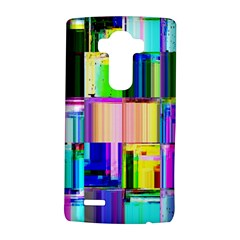 Glitch Art Abstract LG G4 Hardshell Case