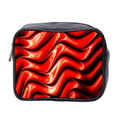 Fractal Mathematics Abstract Mini Toiletries Bag 2-Side