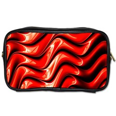 Fractal Mathematics Abstract Toiletries Bags 2-Side