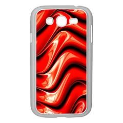 Fractal Mathematics Abstract Samsung Galaxy Grand DUOS I9082 Case (White)