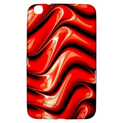 Fractal Mathematics Abstract Samsung Galaxy Tab 3 (8 ) T3100 Hardshell Case
