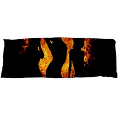 Heart Love Flame Girl Sexy Pose Body Pillow Case Dakimakura (Two Sides)